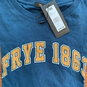 Frye men's tee shirt